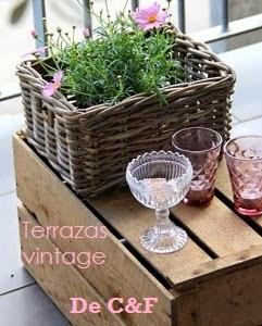 De chocolate frambuesa terrazas vintage for Terrazas vintage