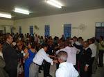 Grande Celebração na Missão Evangélica Betel