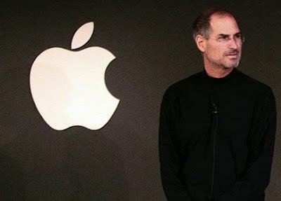 Biografi Steve Jobs ~ Pendiri Apple Inc.