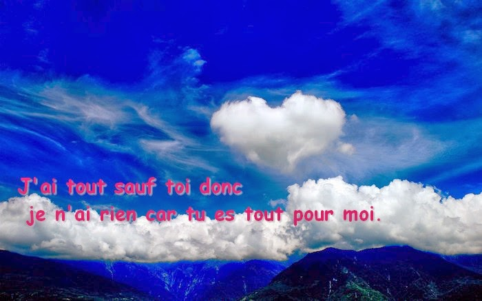 sms d'amour,