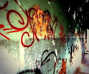 Graffitti Oaxaca