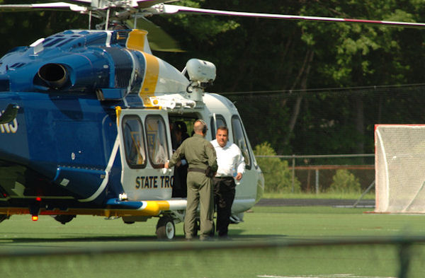 Tiger woods helicopter - photo#10