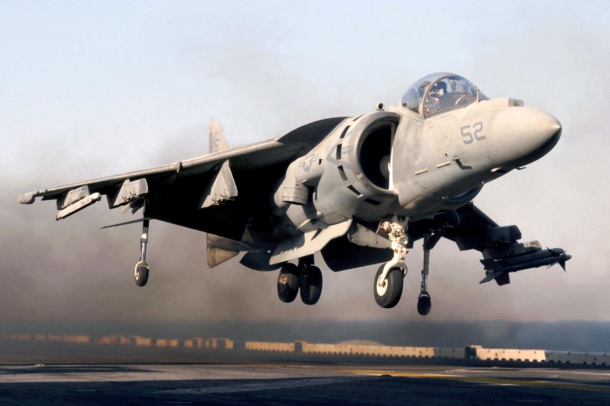 AV-8B Harrier II Wallpaper 4