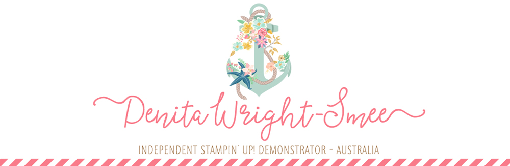 Denita Wright - Independent Stampin' Up! Demonstrator