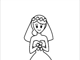 2 Girls Coloring Page