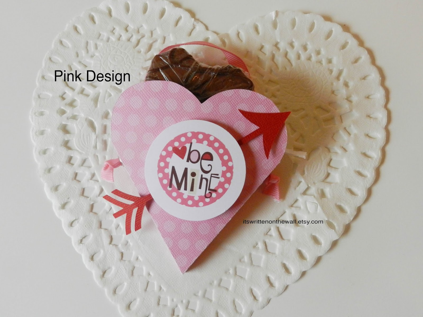 Cute Valentine Box for Treats