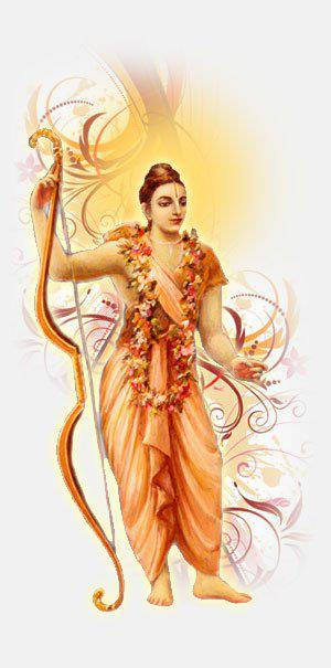 Lord Rama's Heroism