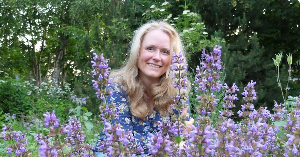 Ibee's garden: article about my garden in the danish gardening ...