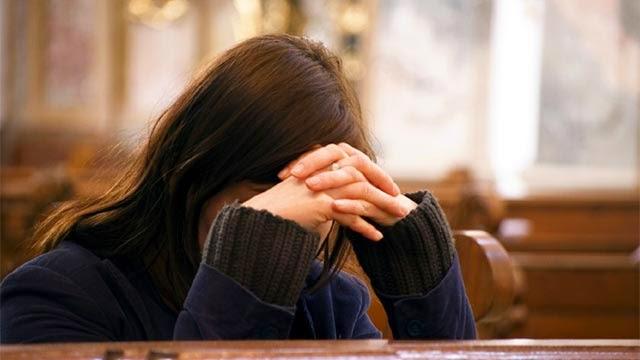 mulher religiosa