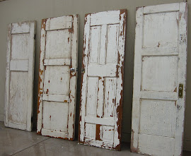 Vintage Doors (SOLD)