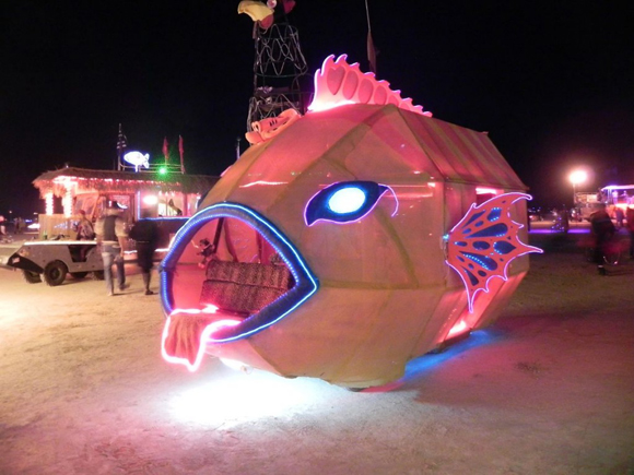 Fish Art Car Central