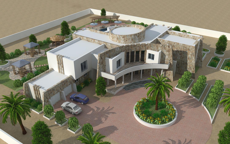 Design 3d plus sous traitance des travaux architecturaux for Projet terrasse en 3d