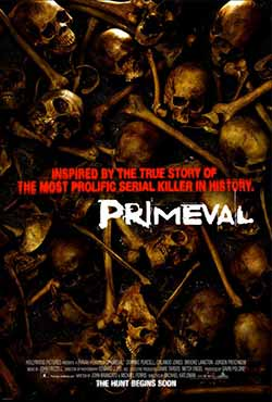 Primeval 2007 Hindi Dubbed ENG 300MB BlURay 480p