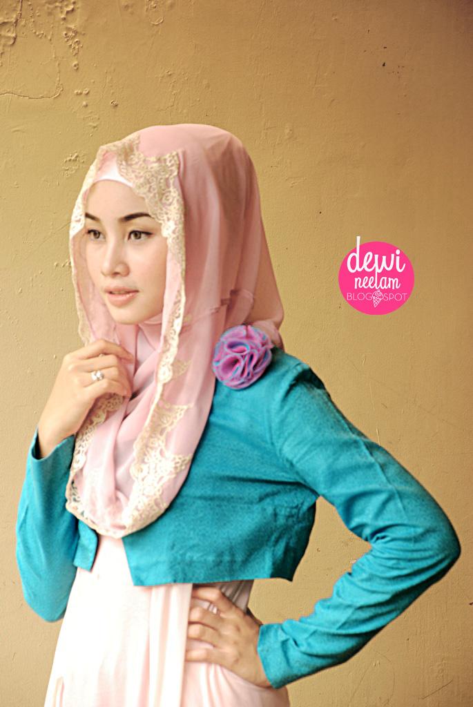 Hijab Tutorial by Irna Dewi