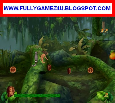 Download Tarzan Game For Pc