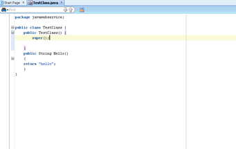 Add Java Code