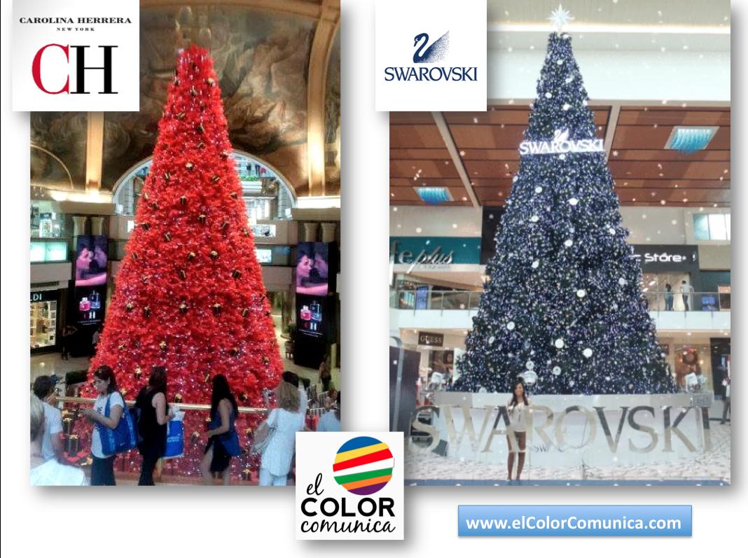 nuestro rbol de navidad nos representa a nosotros mismos en el caso de un rbol de una compaa debera representar los valores y colores