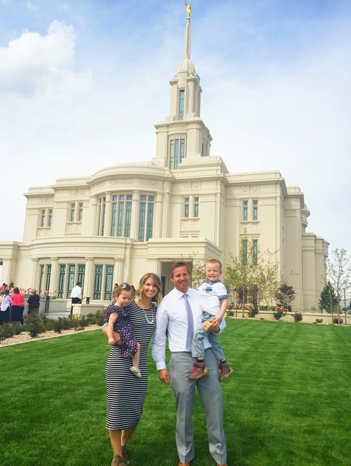 Payson Utah Temple Opens Doors To The Public