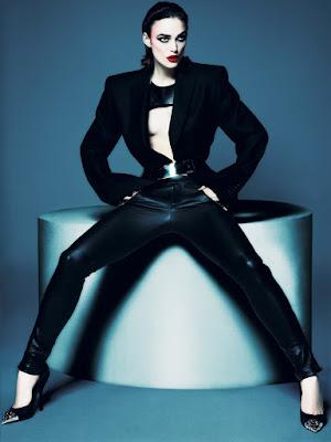 Keira Knightley in Interview Magazine April 2012 by Mert Alas & Marcus Piggott