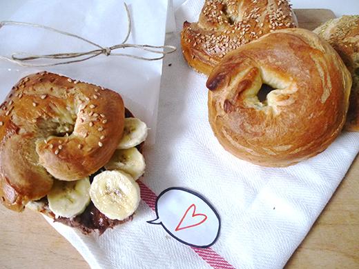 Rezept, Bagel, selbstgemacht, Blog, Foodblog