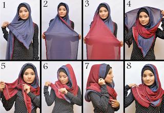 Hijab yang baik