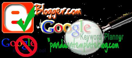 Keyword Google Planner