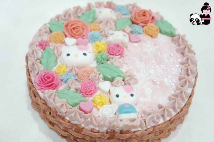 custom cake soap