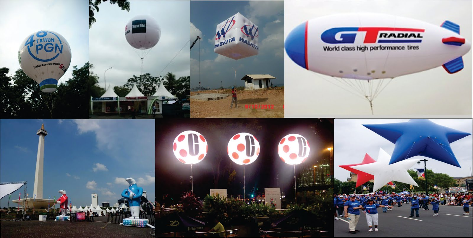BALON UDARA BALON PROMOSI BALON LIGHT