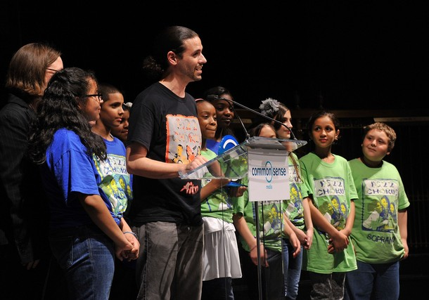 common sense media. PS22 Chorus wins Common Sense