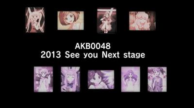 akb0048 anime volvera en 2013