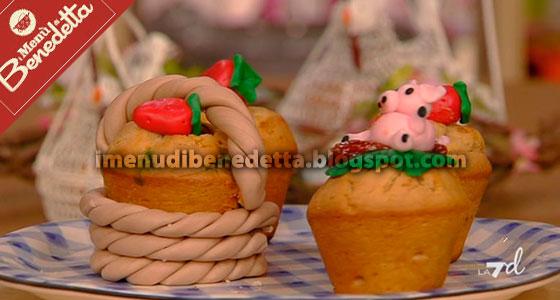 PBJ Muffins di Benedetta Parodi