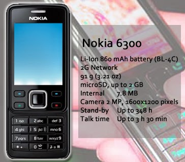 The Nokia 6300 Is Elegant In Simple Design Although Having More Functionality Than Youd Provide Credit For Especially Because It Not Really A Wise