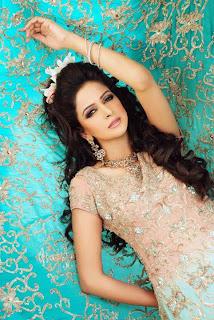 Pakistani Model Saba Qamar Latest Photo Shoot 2013