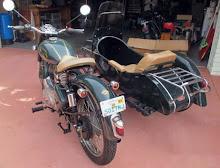 Fla. 2003 with sidecar