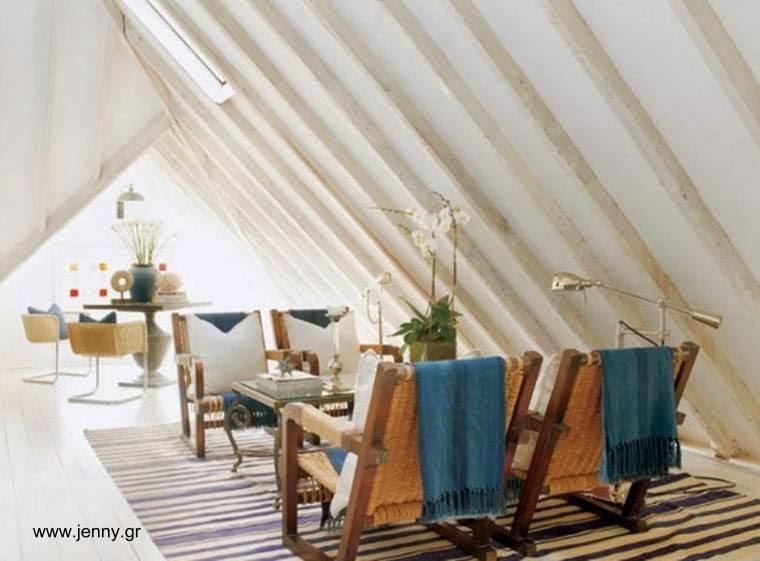 Arquitectura de casas ejemplos de dise o y decoraci n de - Atico las tablas ...