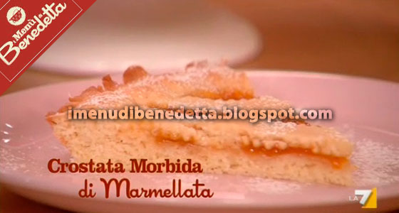Crostata Morbida di Marmellata