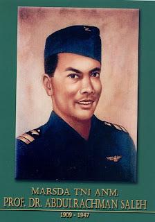 gambar-foto pahlawan nasional indonesia, Abdul Rachman Saleh