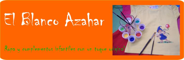 El blanco Azahar