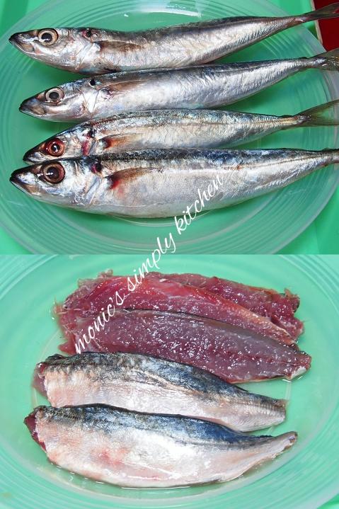 daging dan kulit ikan benggol