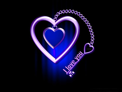 i love you heart HD wallpaper