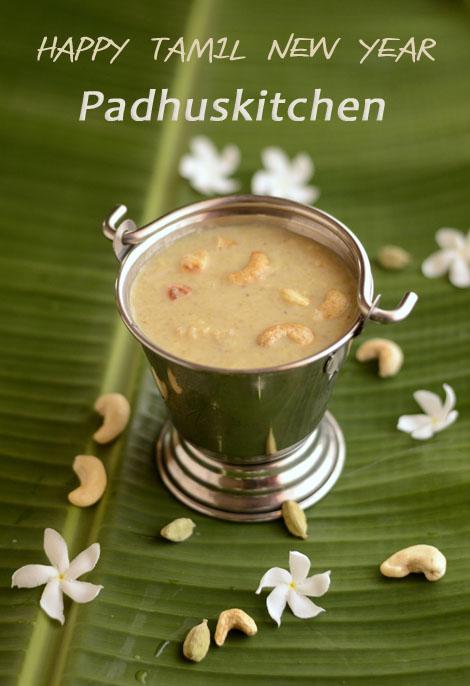 Pasi Paruppu Payasam-Moong dal kheer