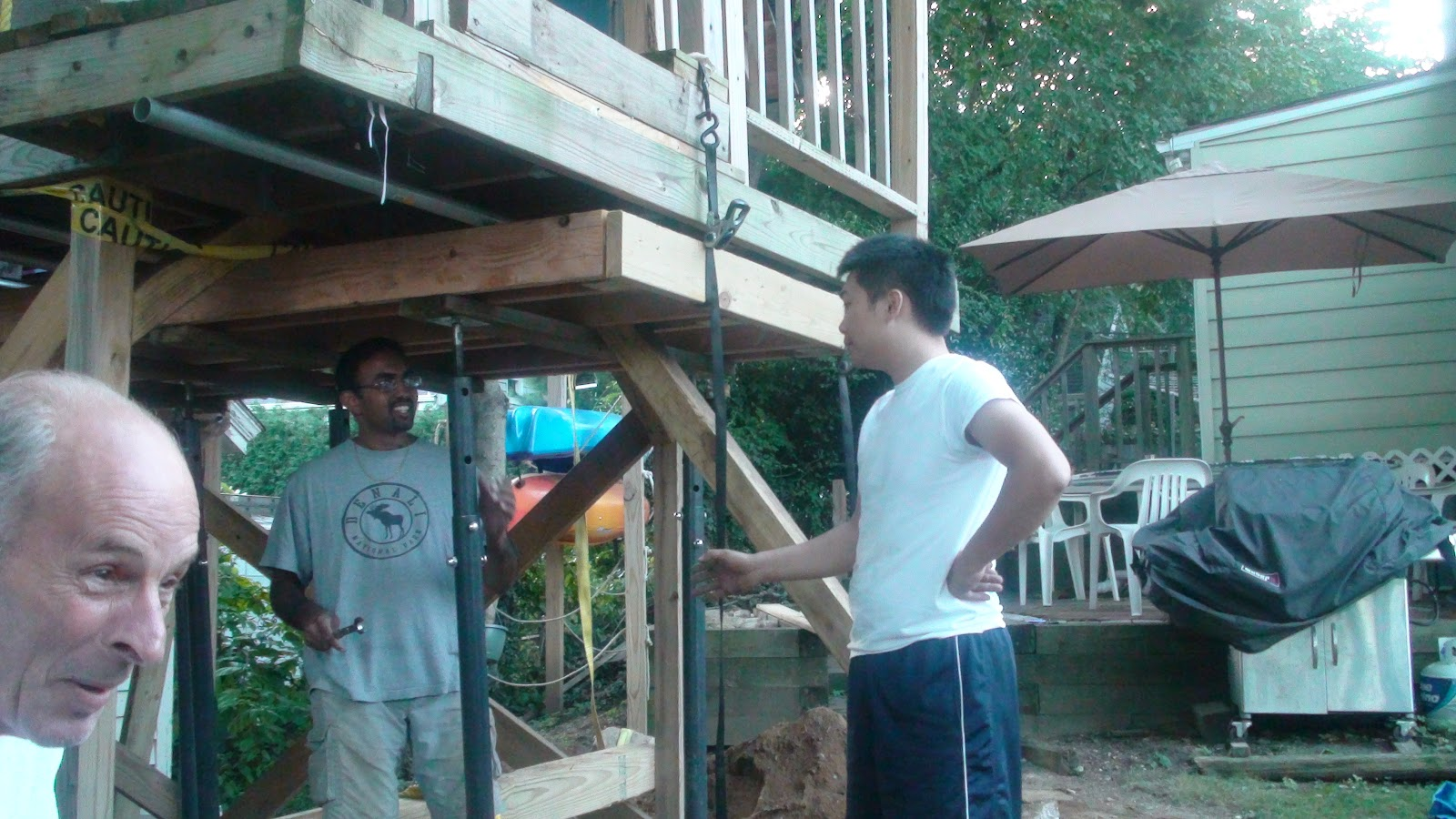 How Do You Move a Tree House? | Rajdeep Paulus