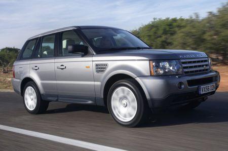 2012 range rover sport photos