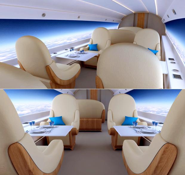 Futurix Spike S 512 Supersonic Una Finestra Panoramica