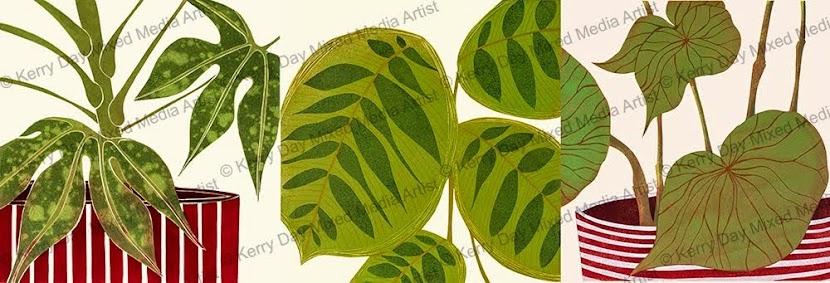 Plant Trio Banner
