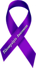 I support Fibromyalgia Awareness