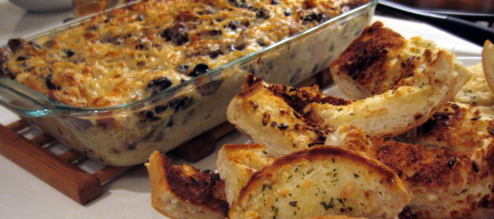 Creamy Chicken Spaghetti Casserole Recipes — Dishmaps