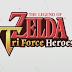 Zelda Triforce Heroes e Hyrule Warriors serão lançados para 3Ds