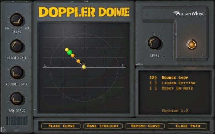 the dome sound machine