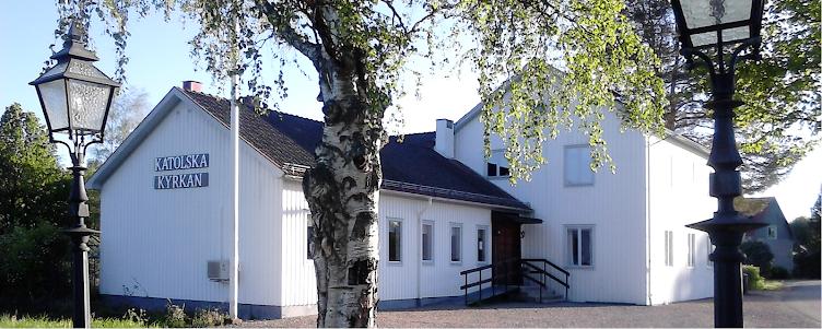 Heliga Familjens Katolska Kyrka i Ovanåker